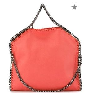 Stella McCartney falabella tote foldover bag